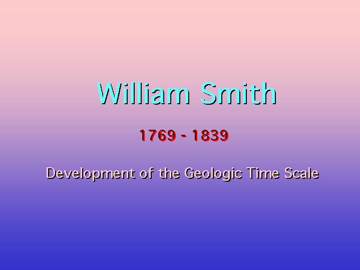 William Smith Will Smith